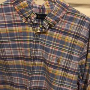 Polo Ralph Lauren men's dress shirt.